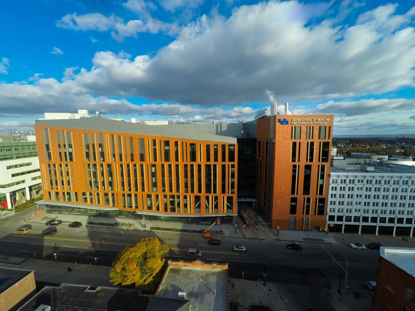University at Buffalo Jacobs School of Medicine and Biomedical Sciences